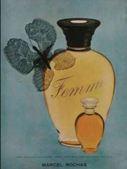 Femme Vintage Ad